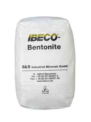 BENTONITE IBECO® S DRILLING FLUID ADDITIVE CLAY POWDER