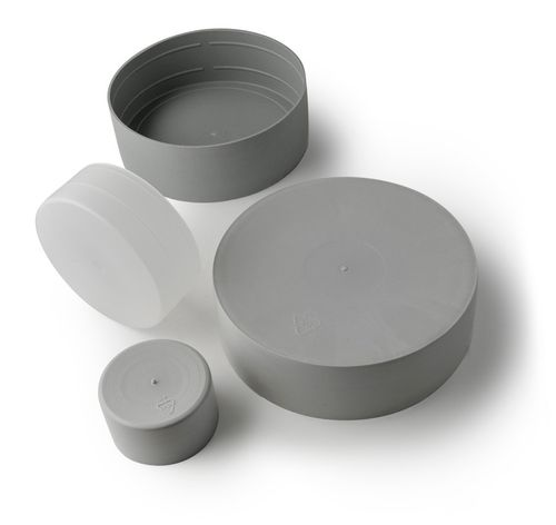 PIPE END CAP FOR LINER PIPE